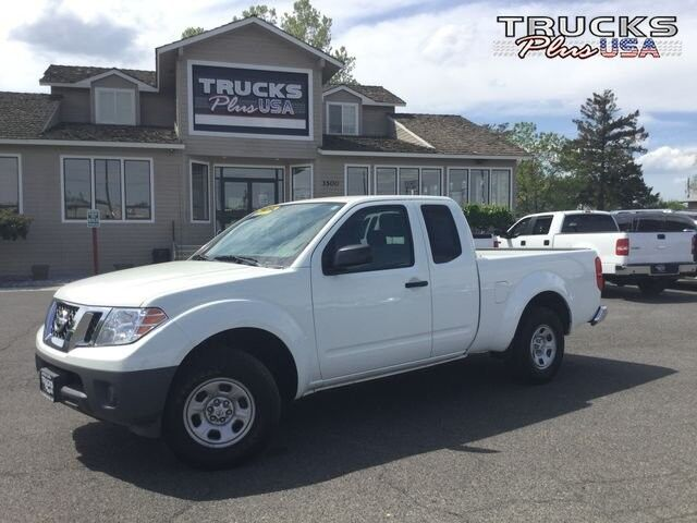 2016 Nissan FRONTIER KING CAB PICKUP 2D 6 FT
