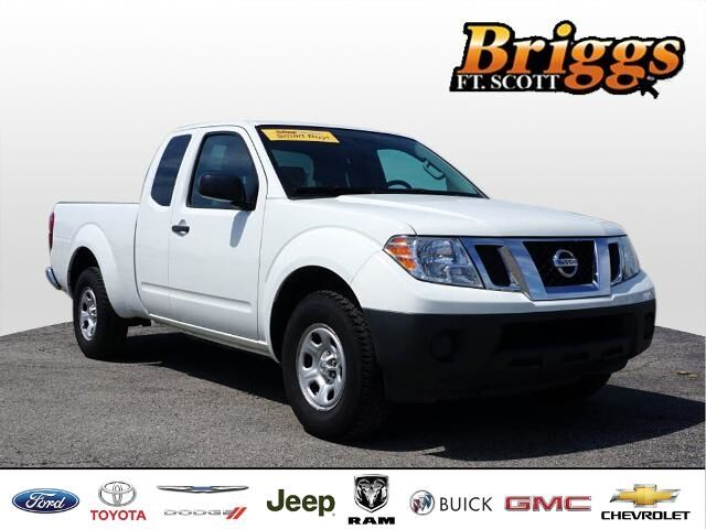 2016 Nissan Frontier 2WD King Cab I4 Auto S Fort Scott KS