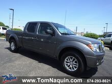 2016_Nissan_Frontier_4WD Crew Cab LWB Auto SV_ Elkhart IN