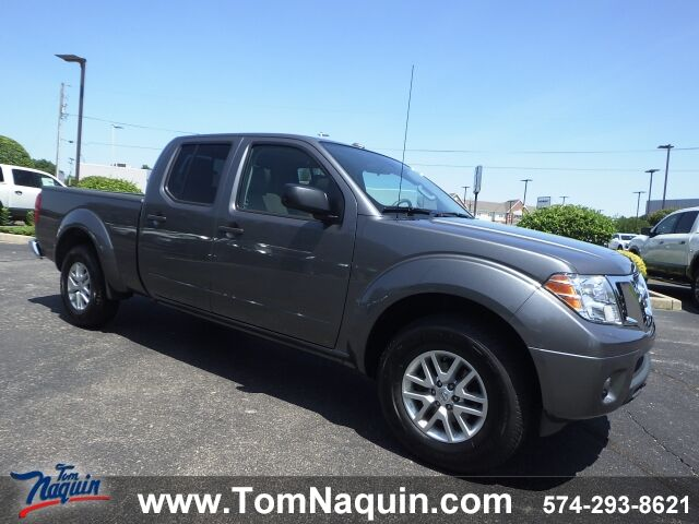 2016 Nissan Frontier 4WD Crew Cab LWB Auto SV Elkhart IN