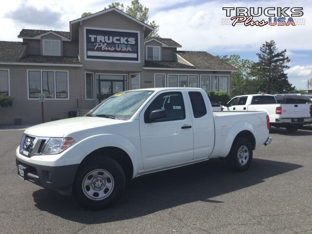 2016 Nissan Frontier PICKUP 2D 6 FT