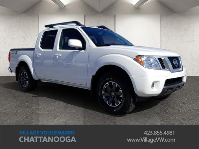 2016 Nissan Frontier PRO-4X Chattanooga TN