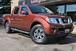 2016_Nissan_Frontier_PRO-4X_ Georgetown KY