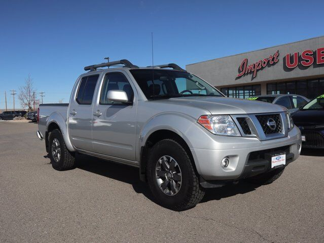 2016 Nissan Frontier PRO-4X Grand Junction CO