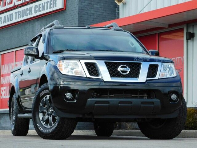 2016 Nissan Frontier PRO-4X Richmond KY