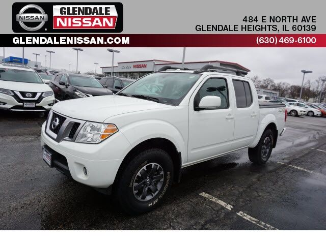 2016 Nissan Frontier PRO Glendale Heights IL