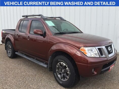 2016_Nissan_Frontier_PRO_ Mission TX