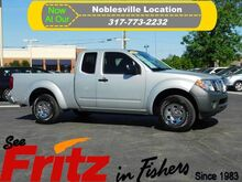 2016_Nissan_Frontier_S_ Fishers IN