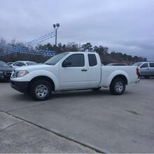 2016_Nissan_Frontier_S King Cab I4 5AT 2WD_ Hattiesburg MS