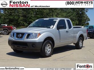 2016_Nissan_Frontier_S_ McAlester OK