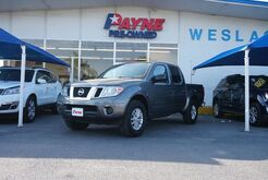 2016_Nissan_Frontier_S_ Mission TX