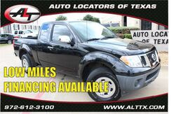 2016_Nissan_Frontier_S_ Plano TX