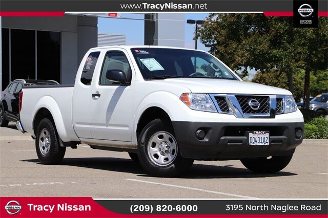 2016 Nissan Frontier S Tracy CA