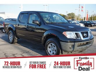 2016_Nissan_Frontier_S_ Knoxville TN