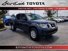 2016_Nissan_Frontier_SV 4x2_ Fort Pierce FL