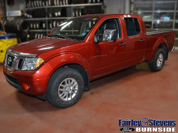 2016 Nissan Frontier SV Dartmouth NS