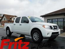 2016_Nissan_Frontier_SV_ Fishers IN