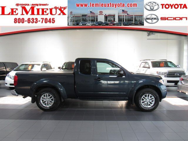 2016 Nissan Frontier SV Green Bay WI