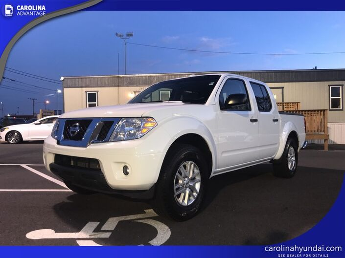 2016 Nissan Frontier SV High Point NC