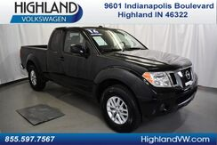 2016_Nissan_Frontier_SV_ Highland IN