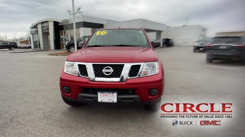 2016 Nissan Frontier SV Highland IN