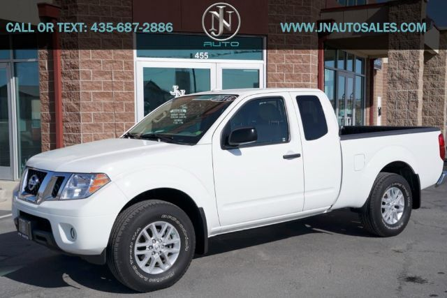 2016 Nissan Frontier SV King Cab 5AT 4WD Price UT