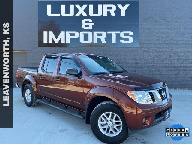 2016 Nissan Frontier SV Leavenworth KS