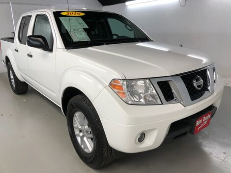 2016_Nissan_Frontier_SV_ Mission TX