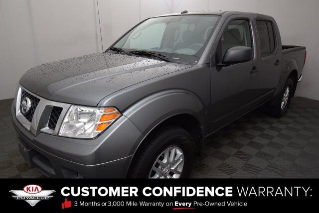 2016 Nissan Frontier SV Puyallup WA