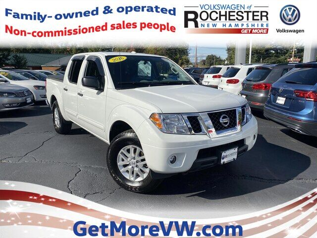 2016 Nissan Frontier SV Rochester NH