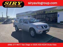 2016_Nissan_Frontier_SV_ San Diego CA