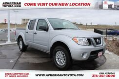 2016_Nissan_Frontier_SV_ St. Louis MO