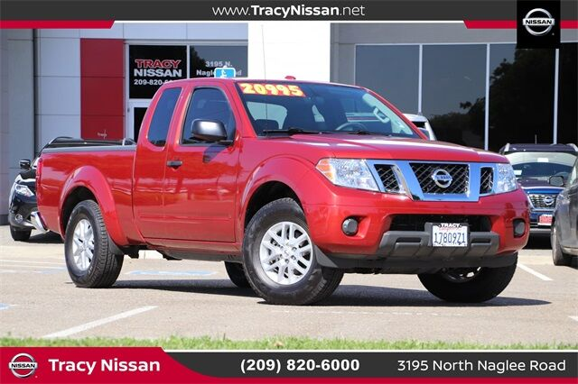 2016 Nissan Frontier SV Tracy CA