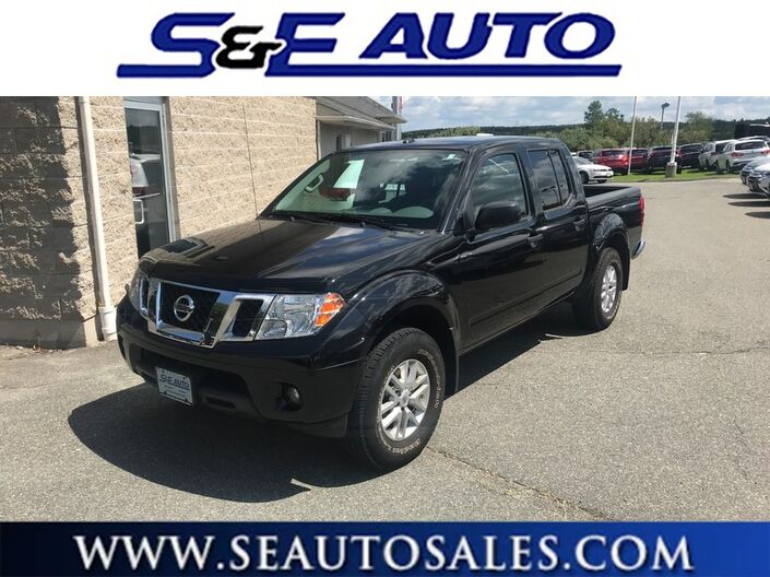 2016 Nissan Frontier SV Weymouth MA