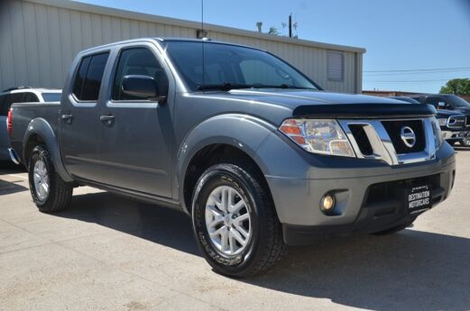 2016 Nissan Frontier SV Wylie TX