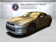 2016_Nissan_GT-R_Black Edition_ Fort Wayne IN