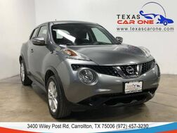 2016_Nissan_JUKE_S AUTOMATIC REAR CAMERA KEYLESS START BLUETOOTH ALLOY WHEELS_ Carrollton TX