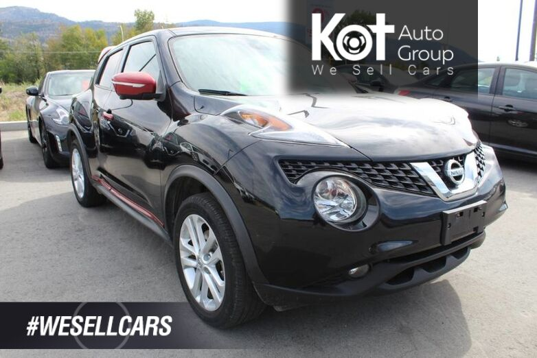 2016 Nissan JUKE SL AWD, Low Km's, One Owner Penticton BC