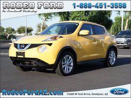 2016_Nissan_JUKE_SV_ Phoenix AZ