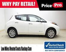 2016_Nissan_LEAF_S w/Quick Charge_ Maumee OH