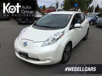 Nissan LEAF SV ELECTRIC! NO ACCIDENTS! NO MORE GAS! $3000 SCRAP IT TICKET! 2016