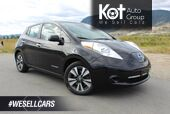 2016 Nissan LEAF SV, Full Electric, No Accidents