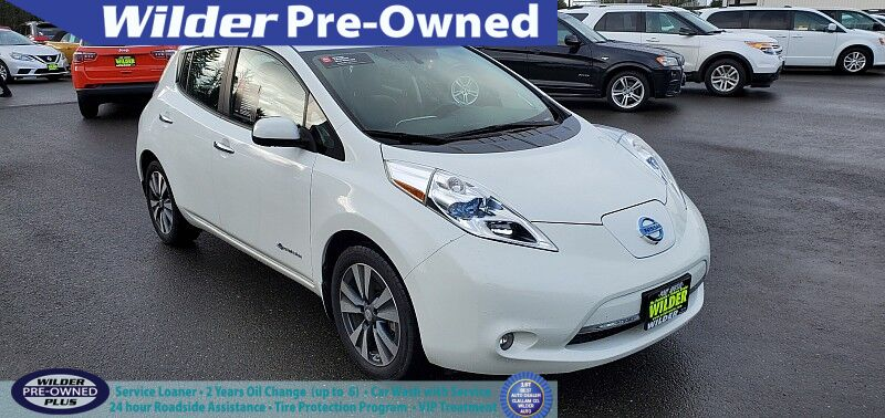 2016 Nissan Leaf 4d Hatchback SL Port Angeles WA