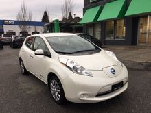 2016_Nissan_Leaf_S/ Local BC Vehicle/ No Accidents_ Coquitlam BC