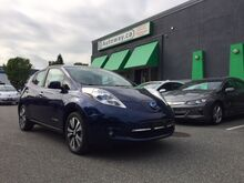 2016_Nissan_Leaf_SL | Quick Charge Port | Nav_ Coquitlam BC