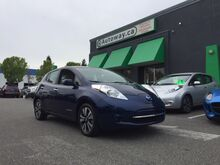 2016_Nissan_Leaf_SV | Quick Charge | Nav | Bose/AroundView_ Coquitlam BC