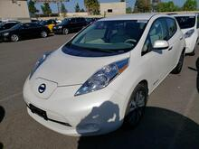 2016_Nissan_Leaf_SV | Quick Charge | Nav | Heated Seats_ Coquitlam BC