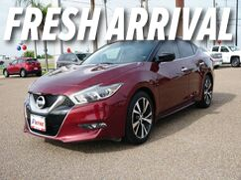 2016_Nissan_Maxima_3.5 Platinum_ McAllen TX