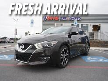 2016_Nissan_Maxima_3.5 Platinum_ Weslaco TX