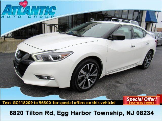 2016 Nissan Maxima 3.5 S Egg Harbor Township NJ